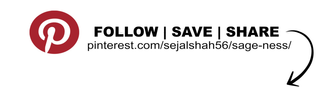 Follow Us on Pinterest https://www.pinterest.com/sejalshah56/sage-ness/