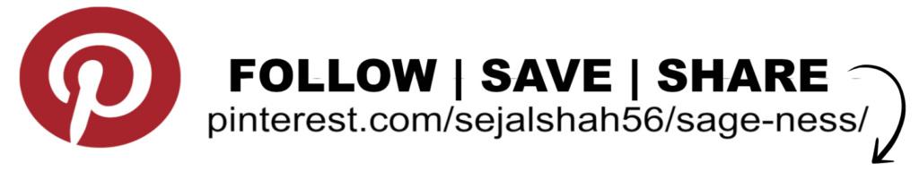 Follow Save Share https://www.pinterest.com/sejalshah56/sage-ness/