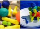 Montessori Inspired Hindu Ganesh Chaturthi Toddler Activity with Play dough