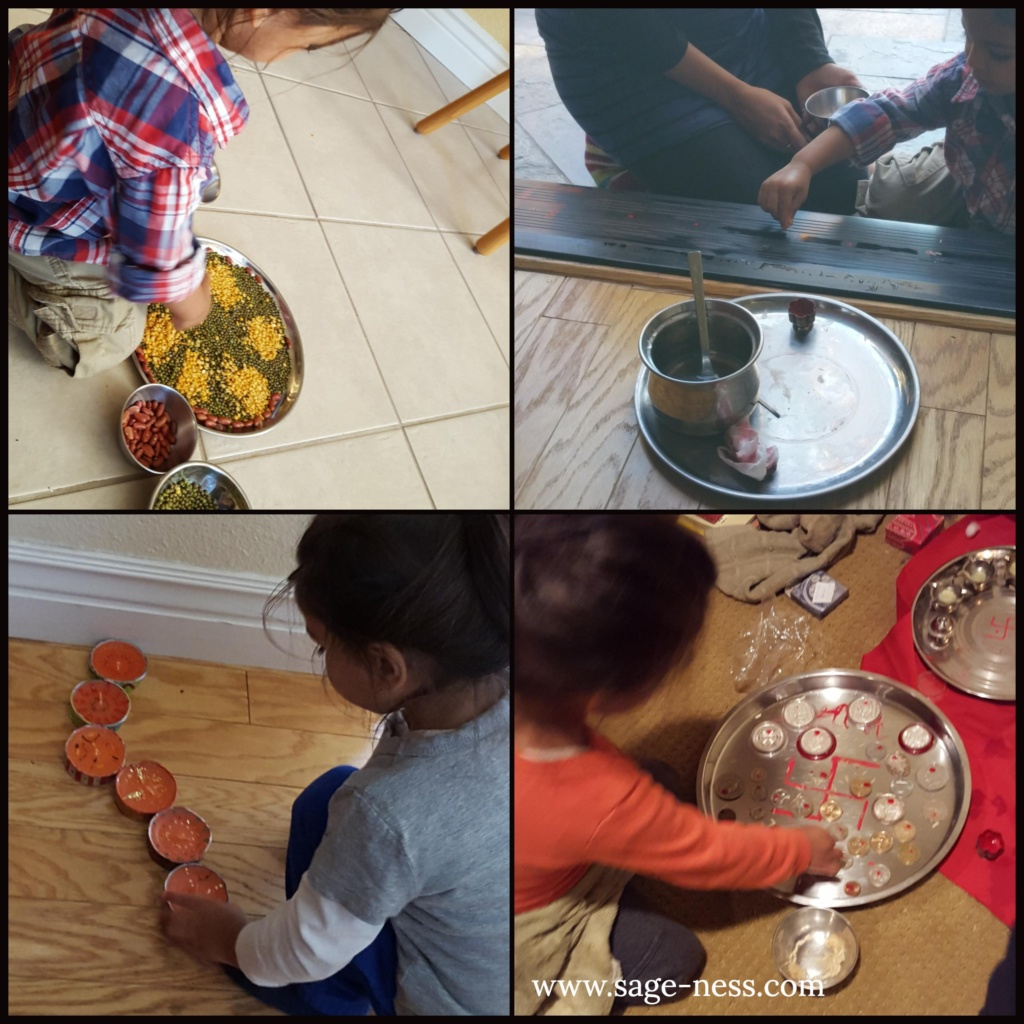 Diwali Kids Activities