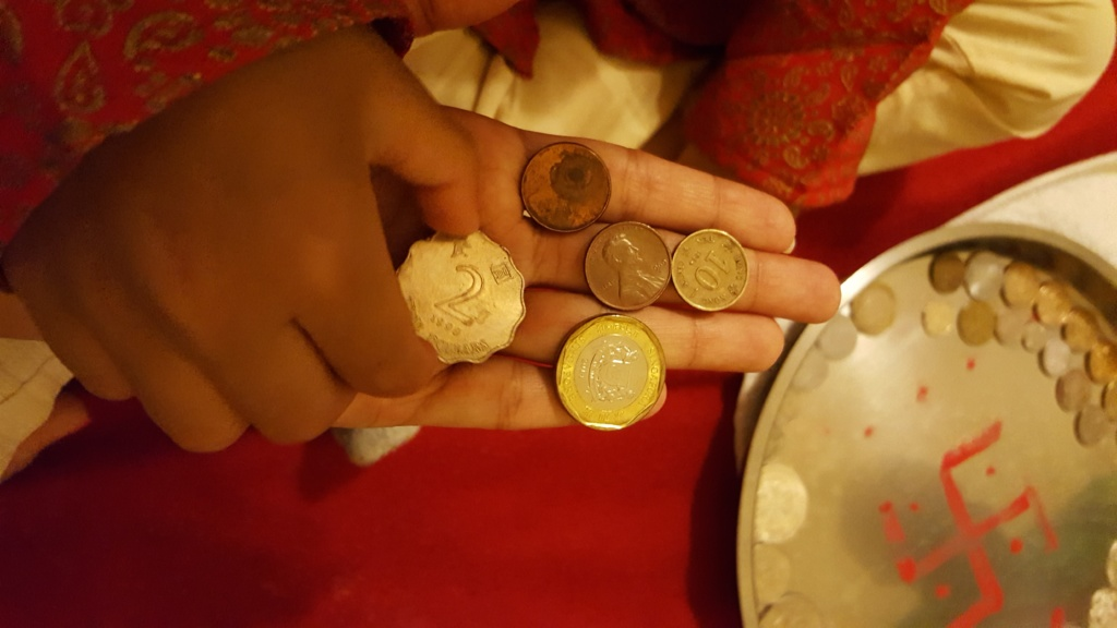Dhanteras Puja by Toddler S